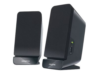 Creative Labs A60 Speakers, 51MF1635AA003, 11625022, Speakers - Audio