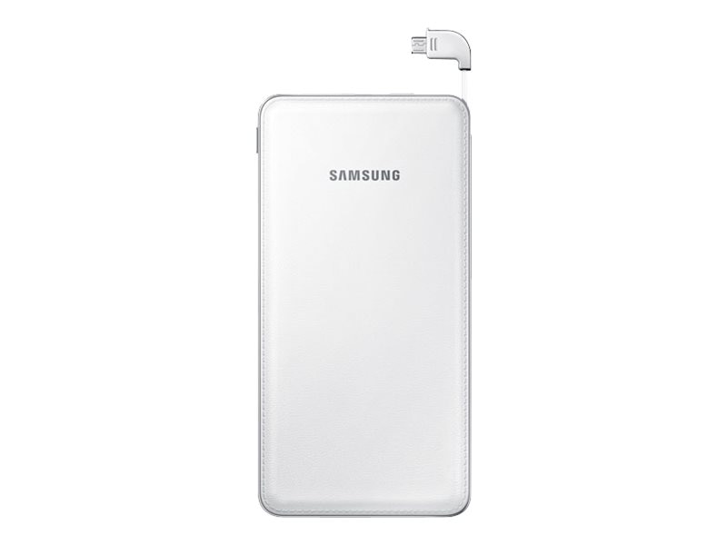 Samsung Portable Battery Pack, 9500mAh, White, EB-PN910BWESTA, 30947481, Batteries - Other