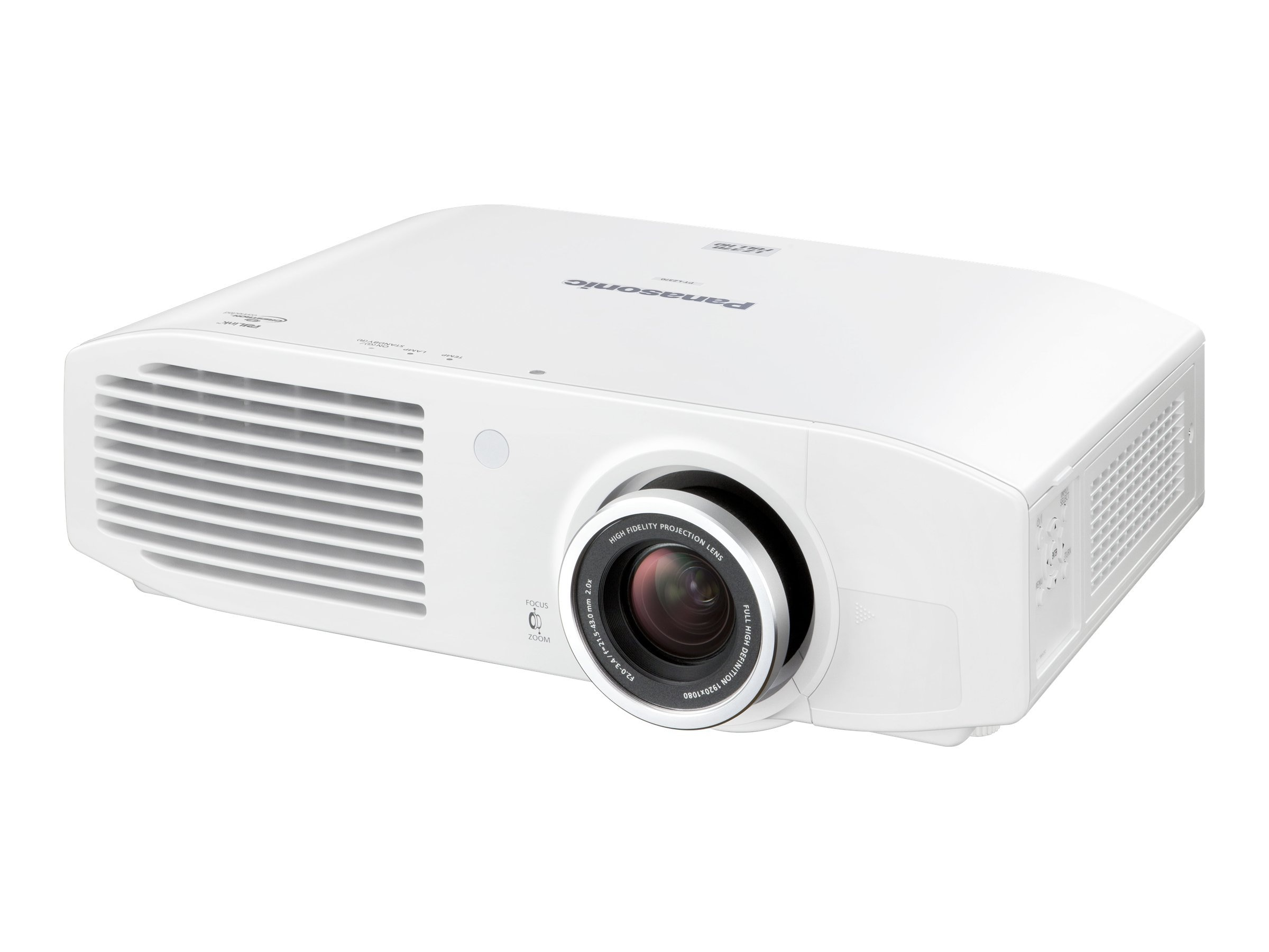 Panasonic PT-LZ370U Full HD Projector, 3000 Lumens