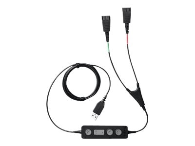 Jabra LINK 265 USB QD Training Cable, 265-09