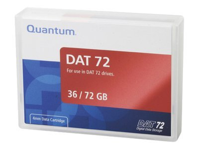 Quantum 36 72GB 4mm 170m DDS-5 DAT 72 Tape Cartridge, CDM72, 466494, Tape Drive Cartridges & Accessories