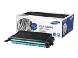 Open Box Samsung 5000-Page Toner Cartridge for CLP-610, CLP-C660B, 31650276, Toner and Imaging Components