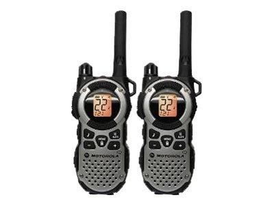 Motorola Talkabout MT352 Two-Way Radio, 35-Mile Range, MT352R, 14015684, Two-Way Radios
