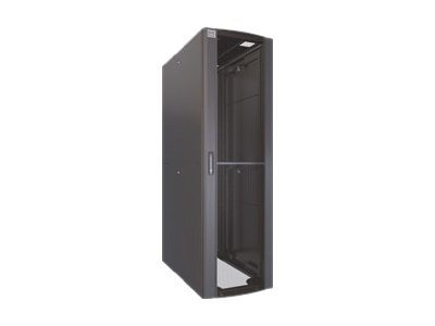 Liebert Server Cabinet 42U x 800mm x 1100mm, Incl Casters, Rack PDU Brackets