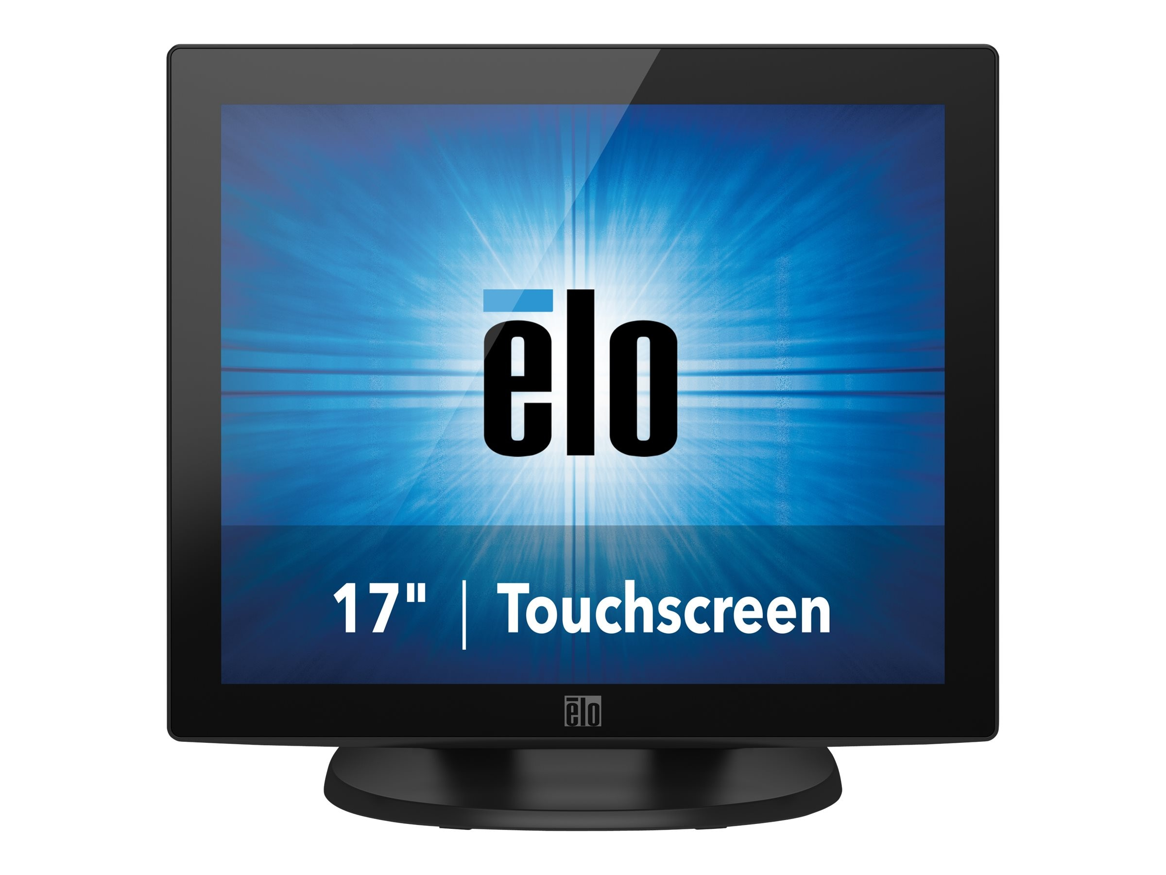 ELO Touch Solutions 1715L 17 LCD Desktop Touchscreen