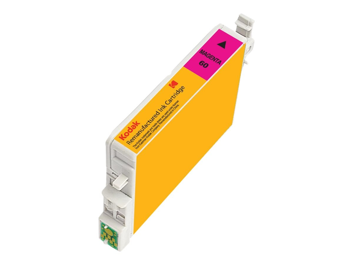 Kodak T060320 Magenta Ink Cartridge for Epson Stylus C, T060320-KD, 31286697, Ink Cartridges & Ink Refill Kits