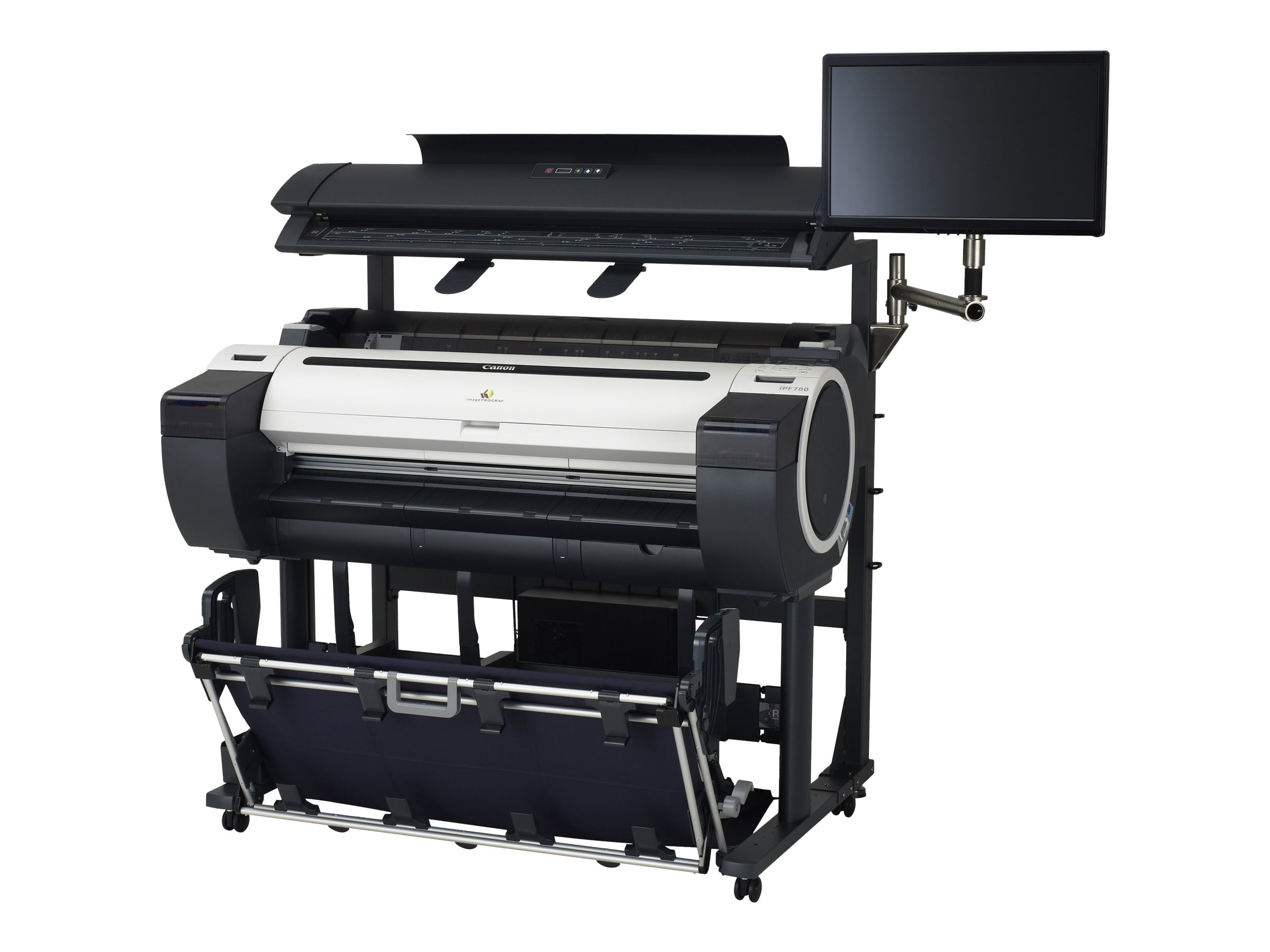 Canon imagePROGRAF iPF780 Large-Format Color Printer