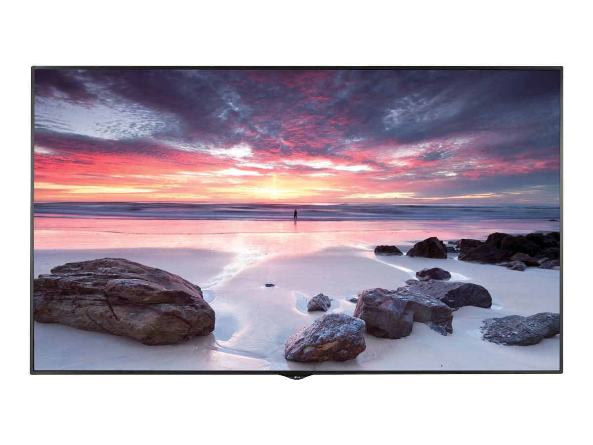 LG 75 UH5C-B 4K Ultra HD LED-LCD Display, Black