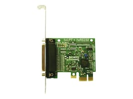 Brainboxes PCIe 1XLPT Controller, PX-146, 14488713, Controller Cards & I/O Boards