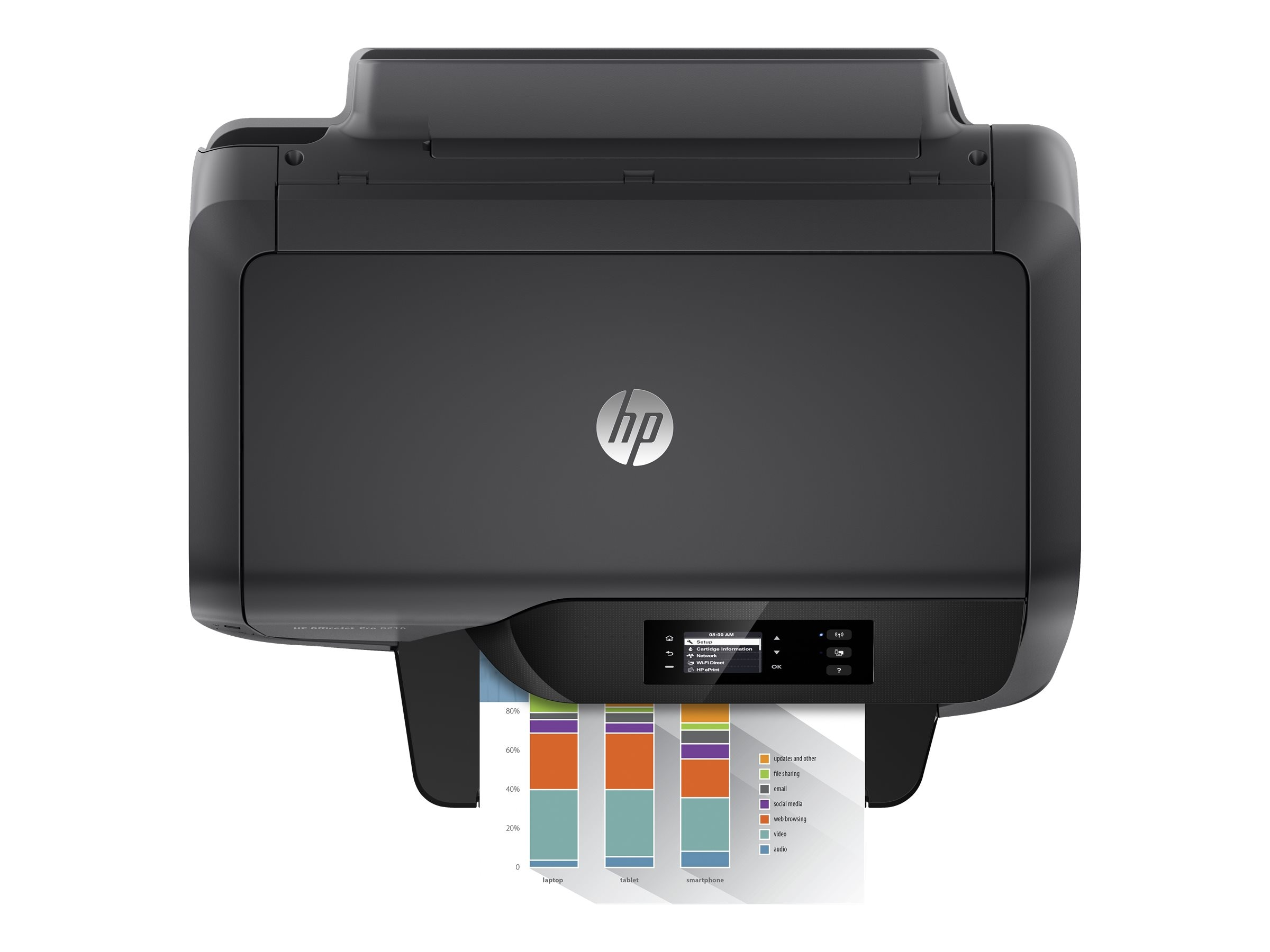 HP OfficeJet Pro 8216 Printer, T0G70A#B1H