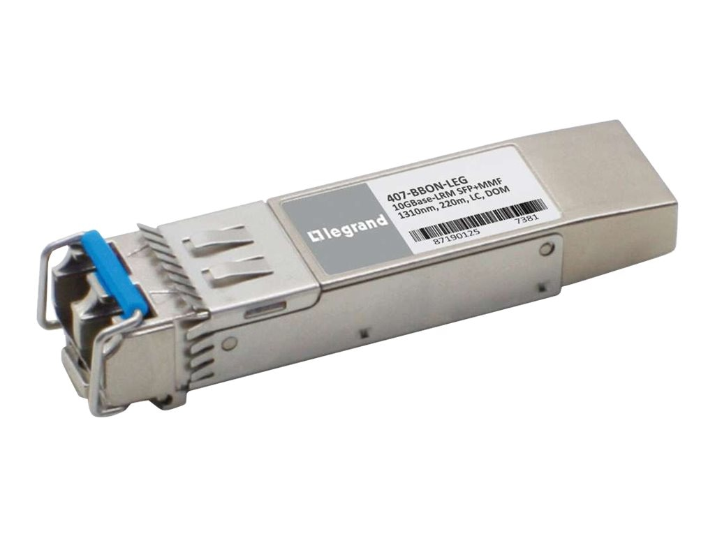 C2G Dell 407-BBON Compatible 10GBase-LRM SFP Transceiver