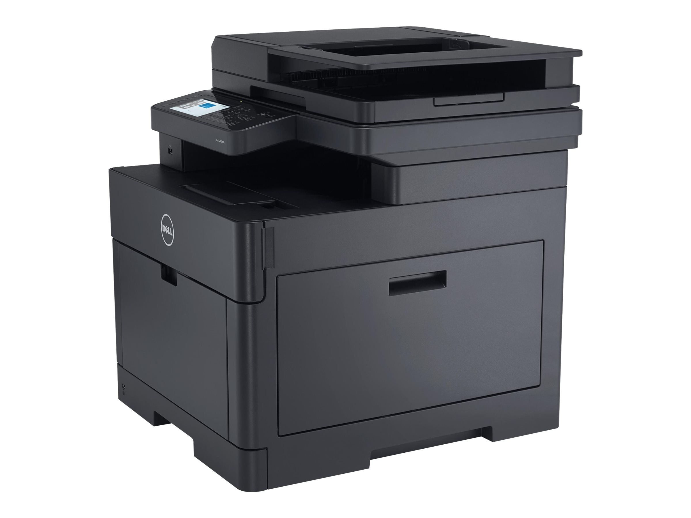 Dell S2825CDN Multifunction Color Printer, XT7P5, 30833142, MultiFunction - Laser (color)