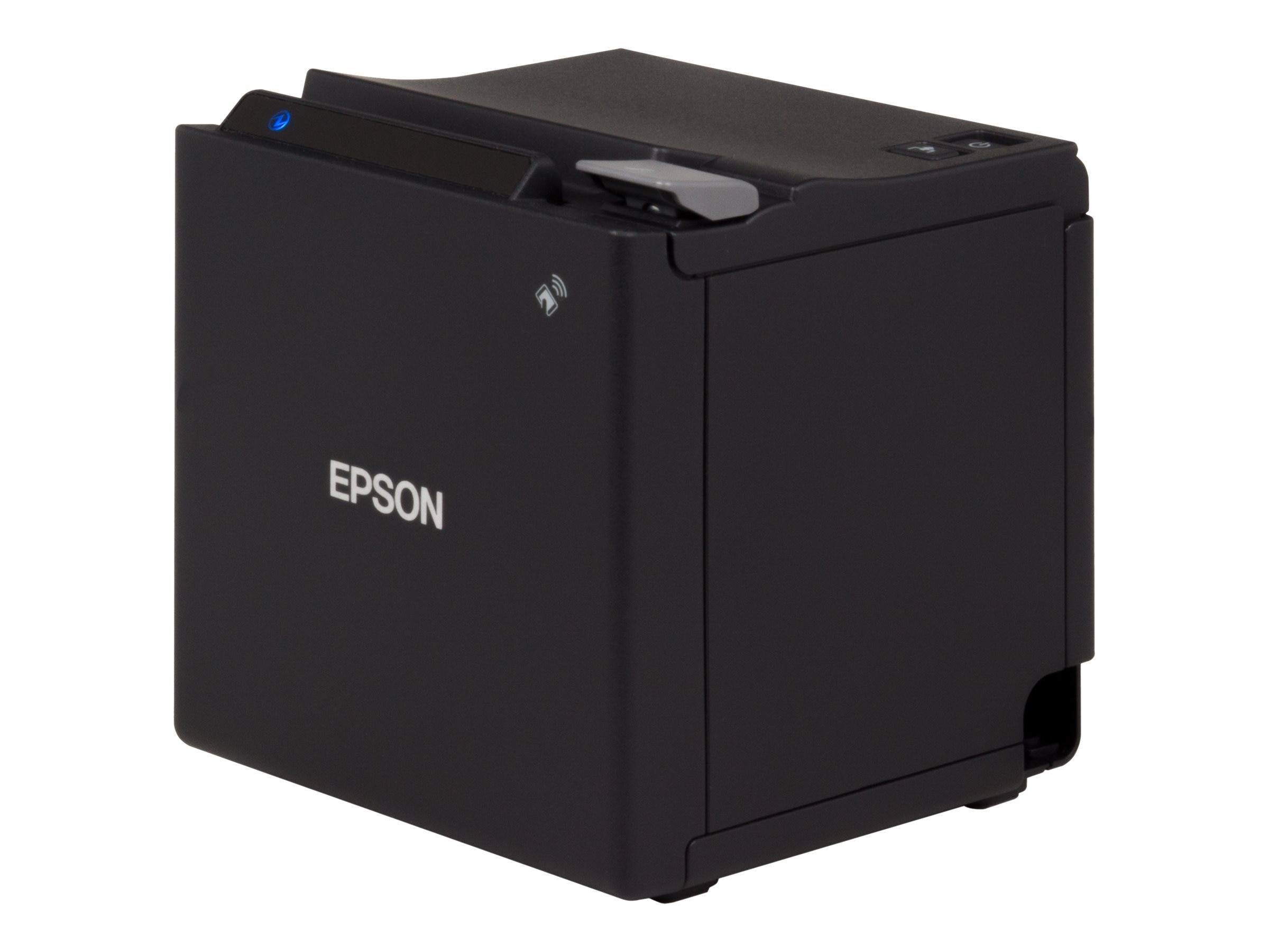Epson TM-m10 USB Bluetooth POS Receipt Printer - Black, C31CE74012