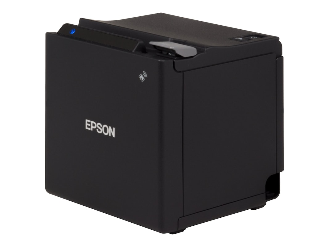 how to connect epson receipt printer to computer