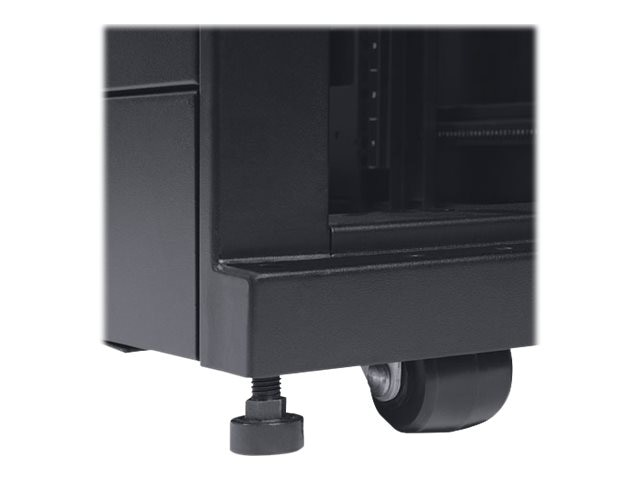 Tripp Lite 42U Mid-Depth SmartRack Premium Enclosure, Sides and Doors, SR42UBMD