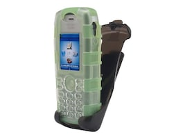 Zcover Dock-in-Case Rugged Silicone Case for Cisco 7925G 7925G-EX (Green), CI925TSG, 30896080, Carrying Cases - Phones/PDAs
