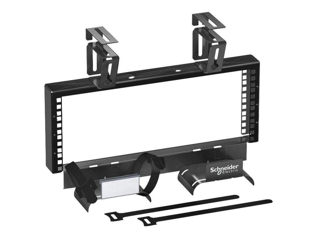 APC Overhead Zone Cabling 4U 19 482mm Wide Patch Frame, VDIM33174, 16702488, Rack Cable Management