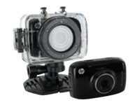 Vista Quest Action Camcorder Waterproof Housing, Silver