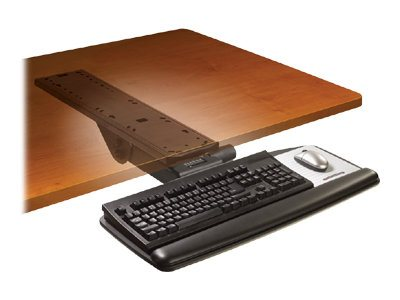 3M Adjustable Keyboard Tray, AKT90LE, 8463309, Ergonomic Products