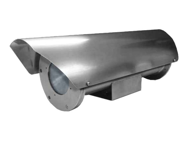Videolarm Stainless Steel Dome Enclosure, Fixed, Housing, SSH10CY, 14719059, Cameras - Security