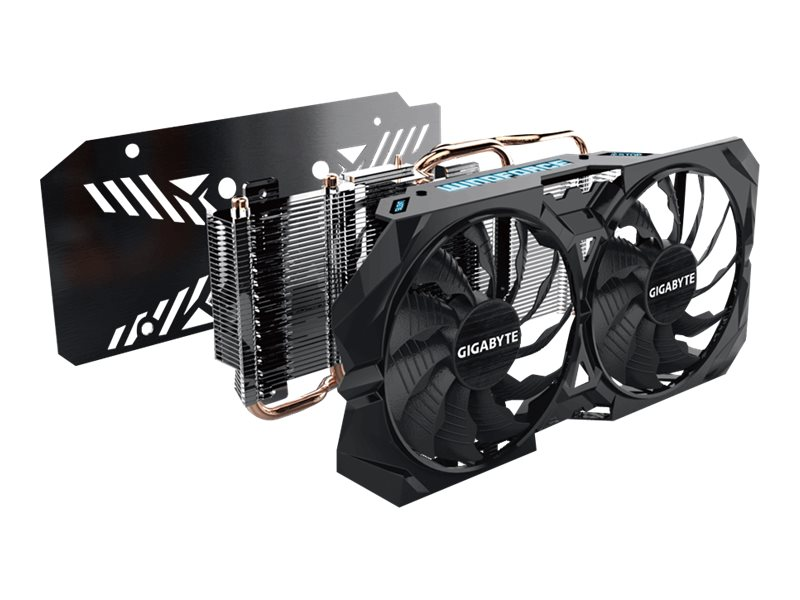 Gigabyte Technology GV-R938G1 GAMING-4GD Image 4