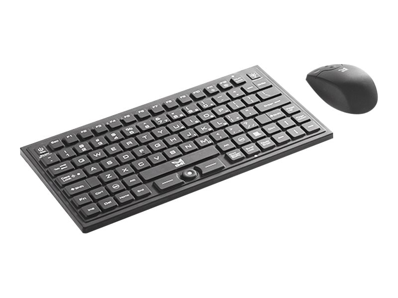 SMK Link Washable Keyboard and Mouse, VP6340, 16810500, Keyboard/Mouse Combinations