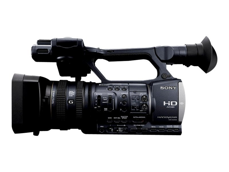 Sony HDR-AX2000 High-Definition Handycam Camcorder, HDRAX2000/H