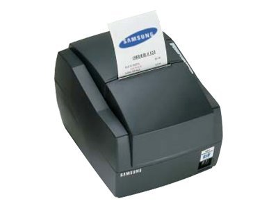 Bixolon SRP-500C Inkjet Serial Receipt Printer- Gray w  AC Adapter, SRP-500CG, 6971705, Printers - POS Receipt