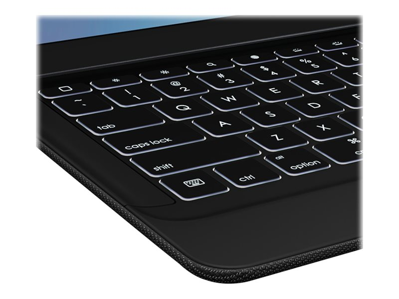 Logitech Create Keyboard Case for iPad Pro 9.7, Black w  Smart Connect, 920-008131