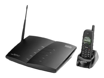 Engenius Technologies 4-Line Long Range Expandable Cordless Phone System, DURAFON PRO