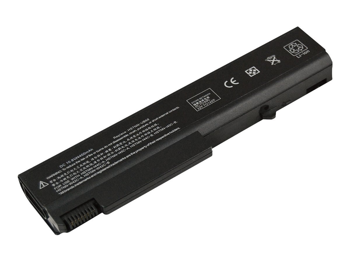CP Technologies WorldCharge Battery for HP Compaq 730B 6735B 6535B 6530B 6930P, WCH6700