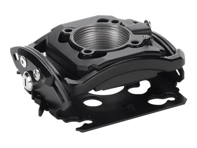 Chief Manufacturing Mini Elite Custom Projector Mount (Lock A), Black