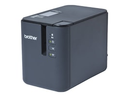 Brother PT-P900W Wireless Powered Desktop Laminated Label Printer, PTP900W, 32399669, Printers - Label