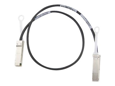 Supermicro 40GbE QSFP to QSFP (QDR) InfiniBand Cable, 1m, CBL-NTWK-0417-01