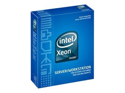 Intel Processor, Xeon 6C X5650 2.66GHz, 12MB Cache, Box, BX80614X5650
