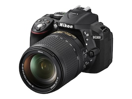 Nikon D5300 DX-Format Digital SLR with 18-140mm VR Lens - Black, 13303, 16466972, Cameras - Digital