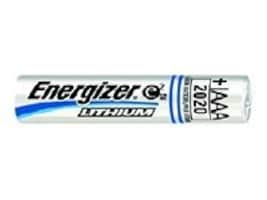 Energizer Battery, Ultimate Lithium AAA (2-pack), L92BP-2, 9554691, Batteries - Other