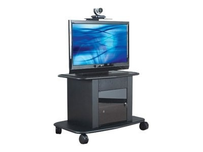 Avteq 32 Mobile Cart with 6-Port Surge Protector for Displays up to 42, GMP-350S-TT1, 14620868, Computer Carts