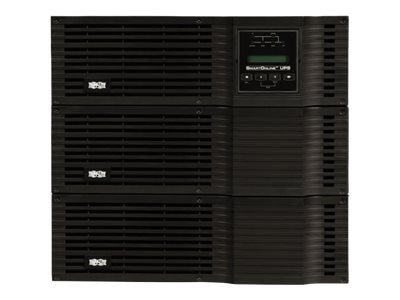 Tripp Lite 6000VA UPS Smart Online Rack Tower PureSine 6kVA 200-240V Hardwired, SU6000RT3U