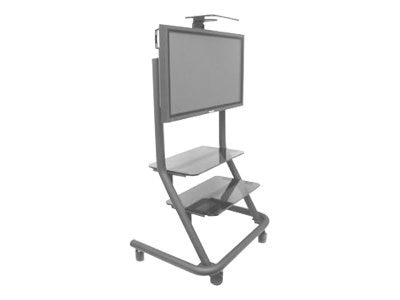Chief Manufacturing Video Conferencing Cart for 42-61 Displays, PPCU, 14718030, Audio/Video Conference Hardware