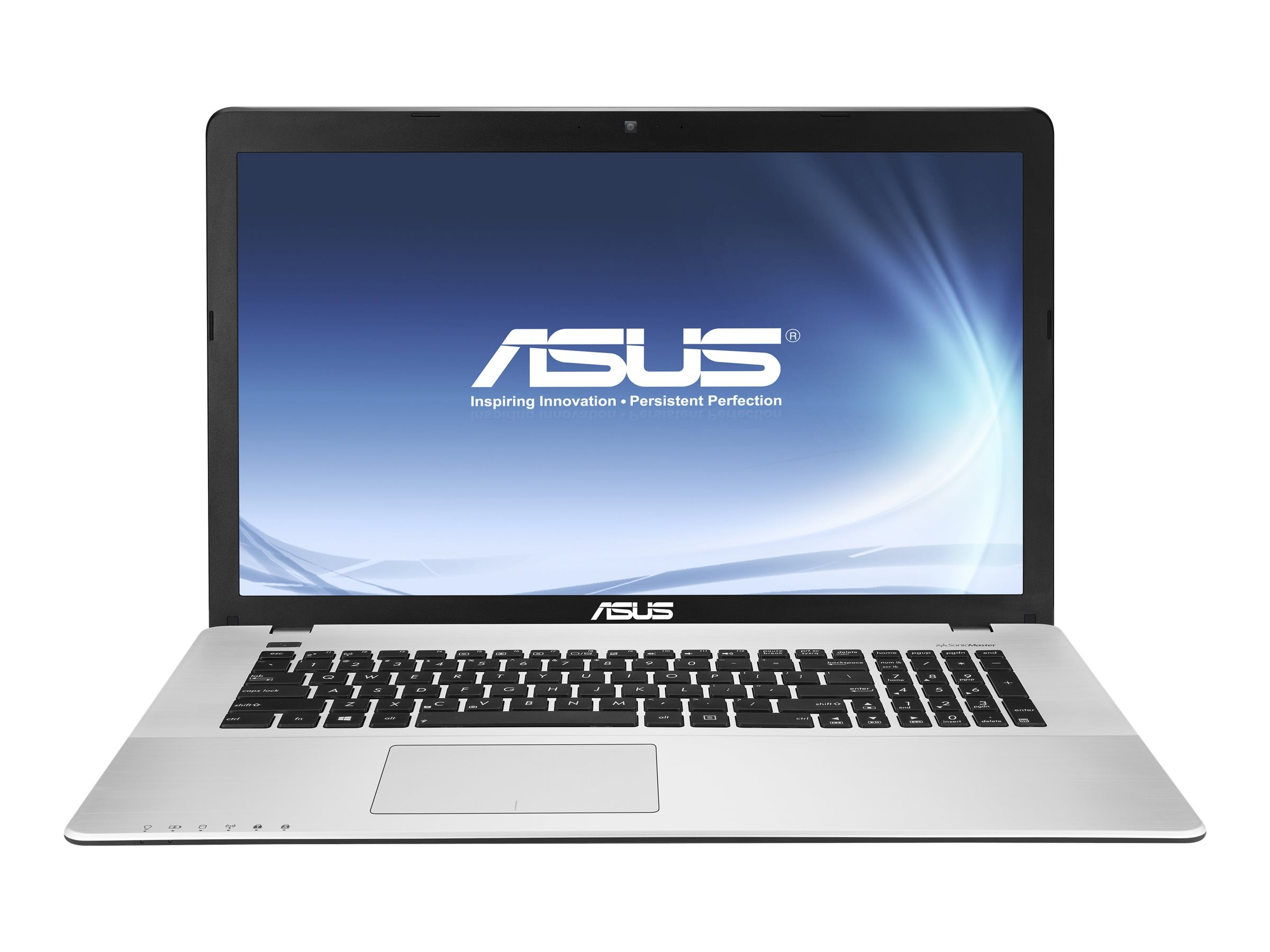 Asus X750JN-DB71 Core i7-4700HQ 2.4GHz 8GB 2TB 17.3 W8.1-64 Dark Gray, X750JN-DB71