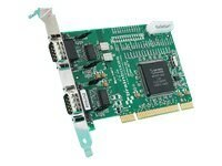 Brainboxes 2-port UPCI RS232 Serial POS 0.5AMP Card