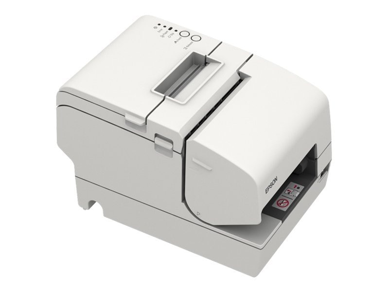 Epson TM-H6000IV ECW Serial USB Multifunction Printer w  Drop-In Validation, C31CB25A8891