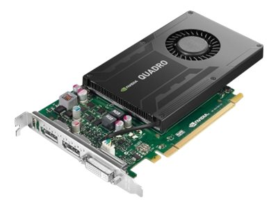 Lenovo NVIDIA Quadro K2200 PCIe 2.0 Graphics Card, 4GB GDDR5, 4X60G69027, 18180231, Graphics/Video Accelerators