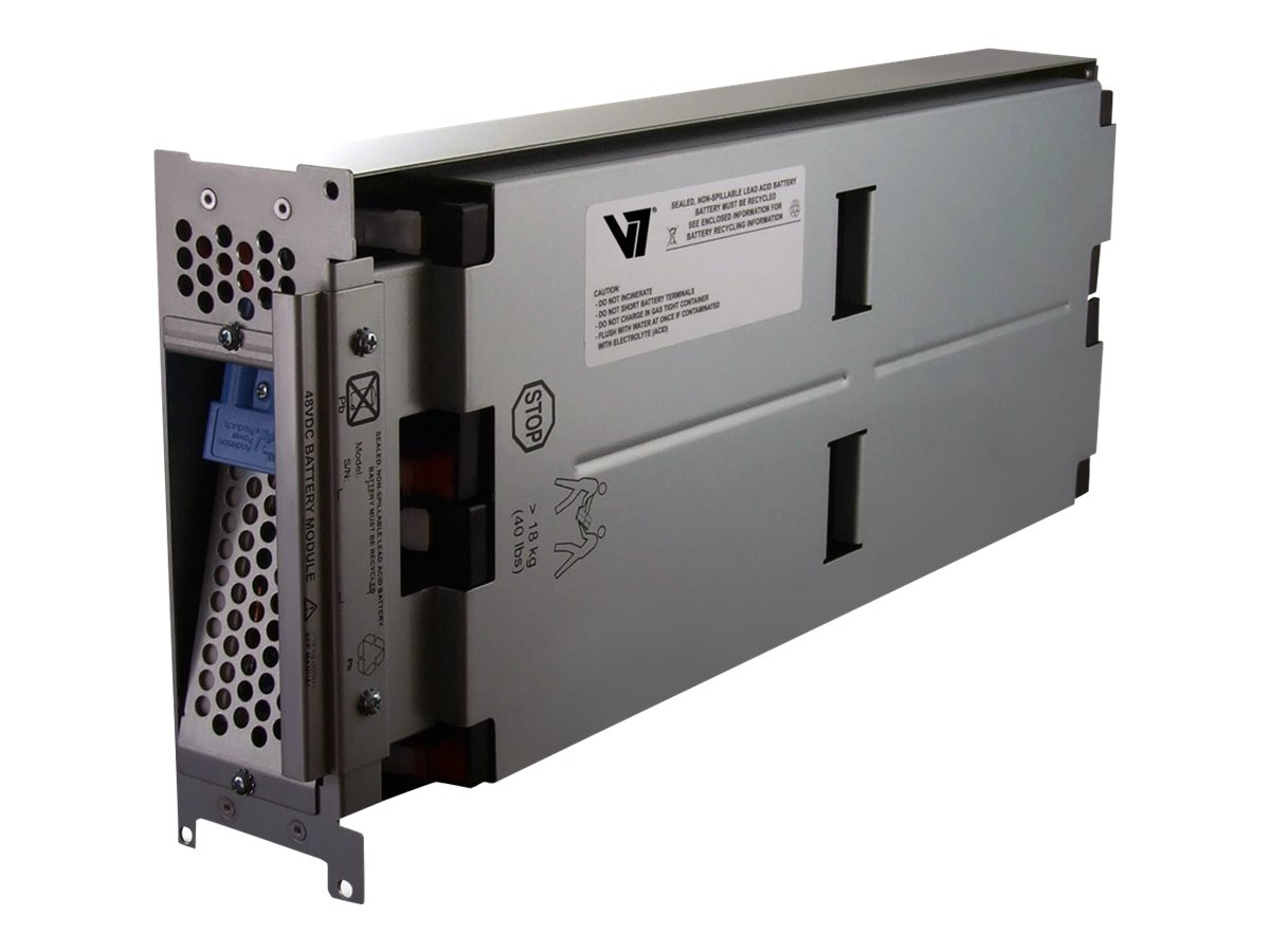 V7 Replacement UPS Battery for APC # RBC43, RBC43-V7