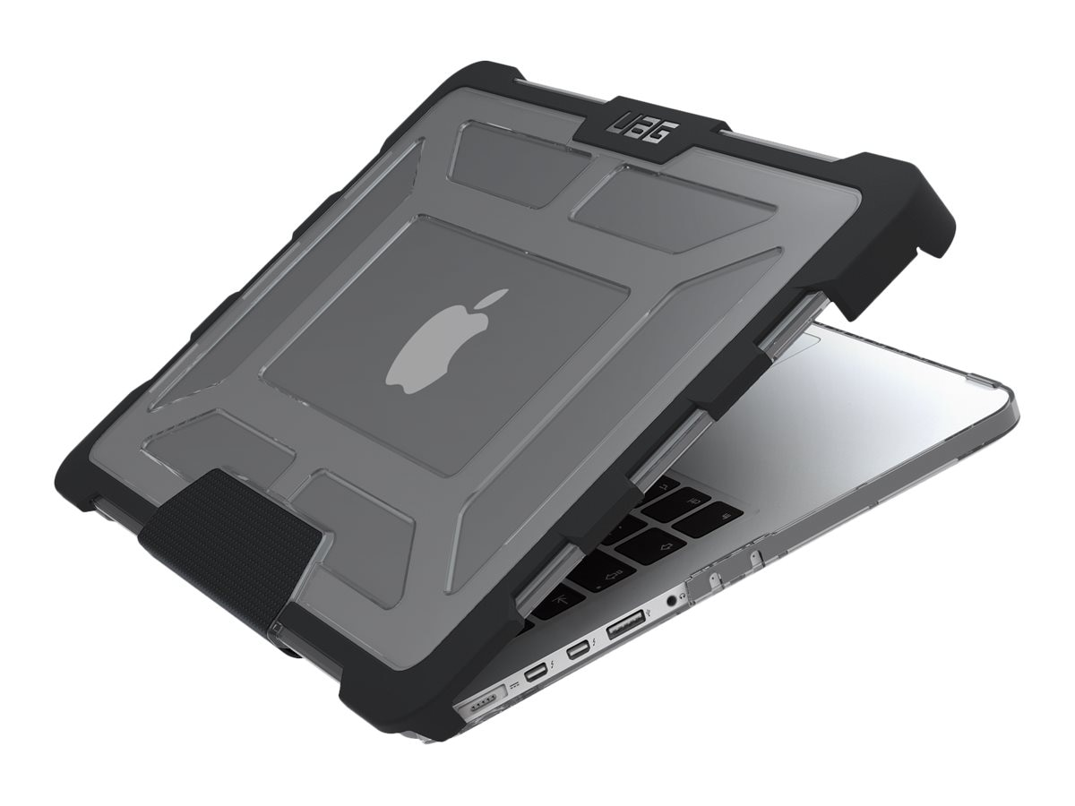 Urban Armor Case for 13 MacBook Pro w  Retina Display, Ash Black, UAG-MBP13-A1502-ASH