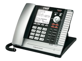 Vtech ErisBusiness System 4-line Main Console Phone, UP416, 17395061, Telephones - Business Class