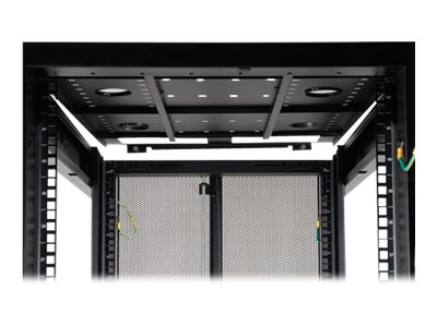 Tripp Lite 42U Wide SmartRack Premium Enclosure, Sides and Doors, Shock Pallet, SR42UBWDSP1