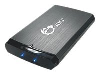 Siig USB 3.0 to IDE SATA 6Gb s 2.5 Hard Drive Enclosure, JU-SA0H11-S1, 13226711, Hard Drive Enclosures - Single