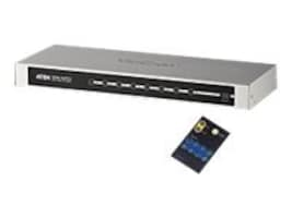 Aten 8-Port HDMI Switch with 120V ADP, VS0801H, 11681796, Switch Boxes - AV